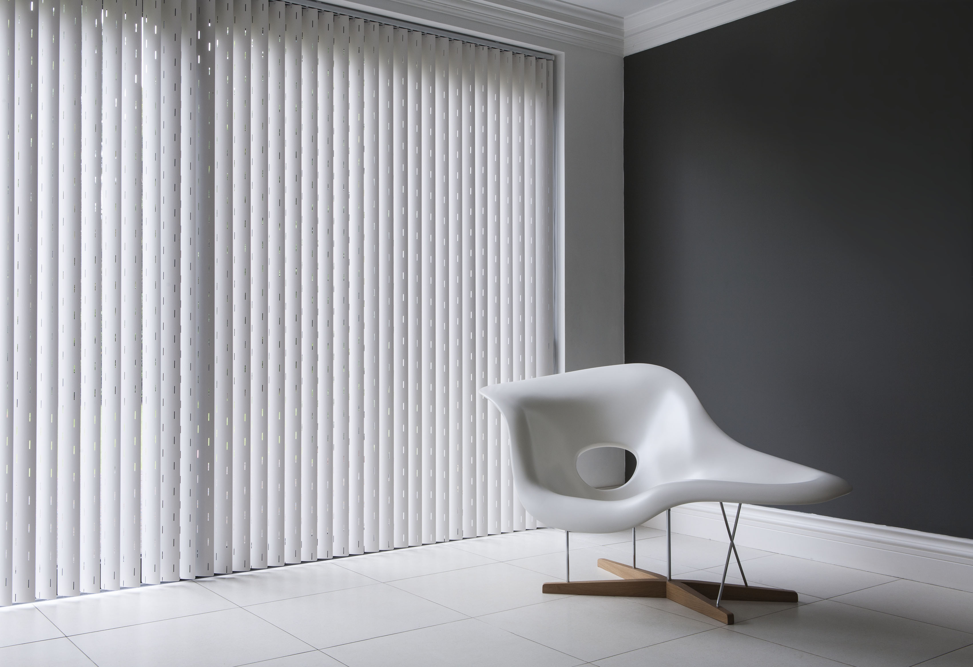 How to clean vertical blinds - Durashade Petra Gesso