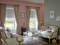 Avery Nougat Curtain_Callie Nougat Roman Room
