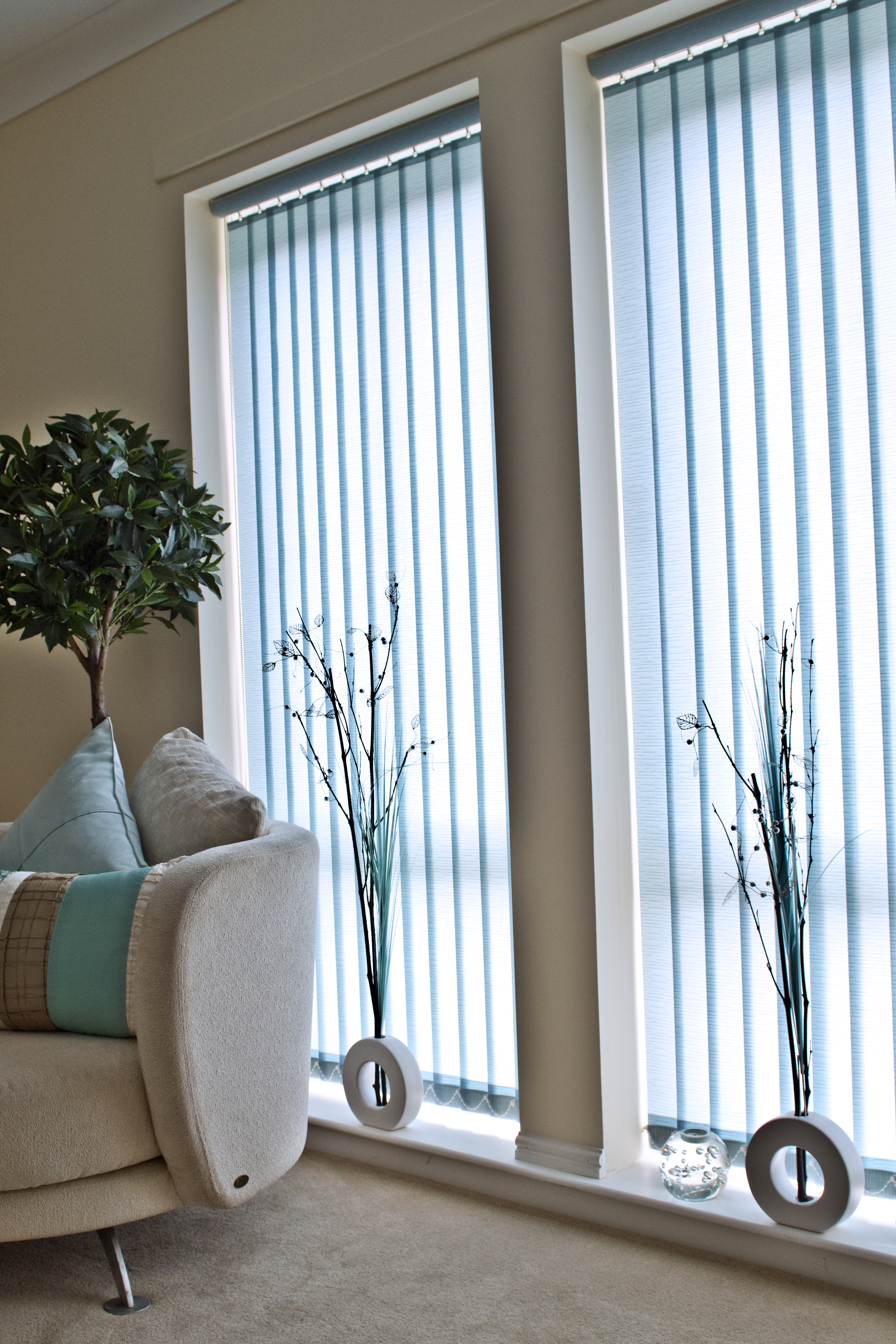 blackout shipping home today free overstock grey product fabric blinds sunshut duo garden aurora premium window shade
