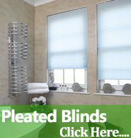 Pleated Blinds Warrington Runcorn Cheshire