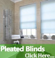 Pleated Blinds Warrington Runcorn Cheshire