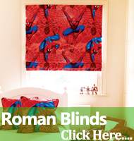 Roman Blinds Warrington Runcorn Cheshire