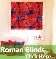 Roman Blinds Warrington Runcorn Cheshire