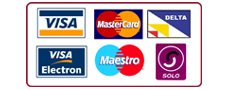 We Accept Credit and Debit Card Payments