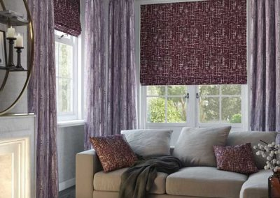 Roman-blinds-Plum