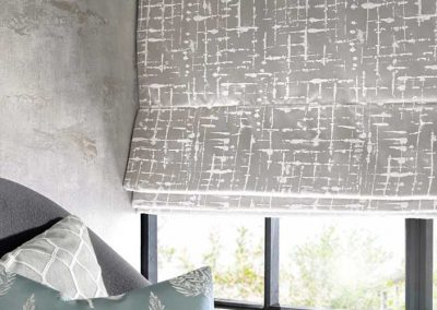 Silver-Roman-blinds