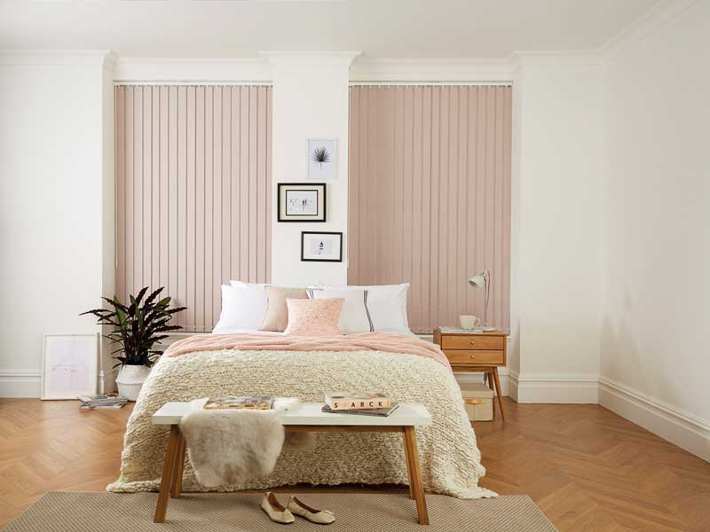 Curved Vertical Blinds For Bow Windows